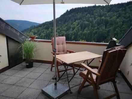 Todtmoos - Traumhafte Wohnung mit Loggia und Balkon im Ferienparadies Todtmoos im Schwarzwald