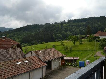 Kleines Wiesental - Sehr schöne, gepflegte 4,5 Zi.-Whg. mit gr. Terrasse und Wintergarten in Sallneck.
