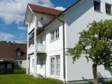 Prittriching - sehr schöne 4-5-Zimmer-Wohnung mit Balkon und Dachterrasse