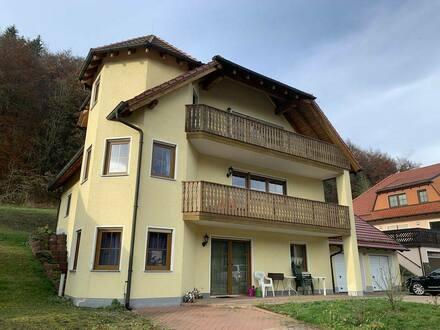 Weismain - Eigentumswohnung mit Grundstück