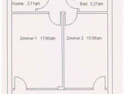 Offenbach am Main - Top Lage! Zentral gelegene 2-Zimmer-Wohnung mit großem Balkon. Tiefgarage als Option