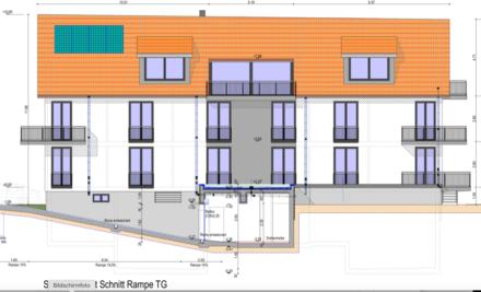 Heusenstamm - Exclusive Neubau 3-Zimmer-Wohnung mit Balkon