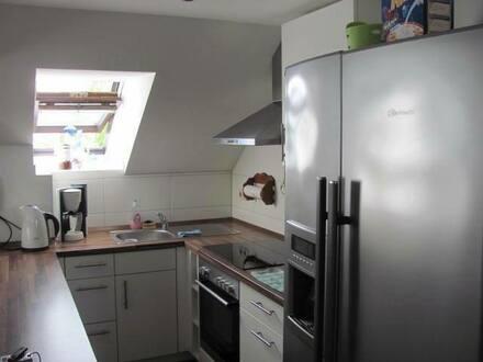 Pampow - Vermiete Dachgeschosswohnung