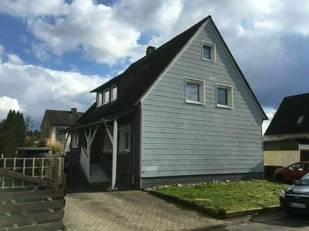 Holzminden - Freistehendes Einfamilienhaus in ruhiger Innenstadtlage zum Kauf