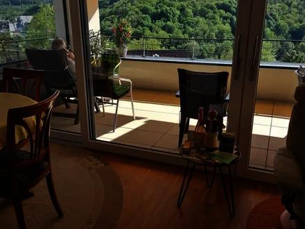 Heiligenstadt i.OFr. - Sonnige Seniorenwohnung mit herrlichem Ausblick ins Grüne!
