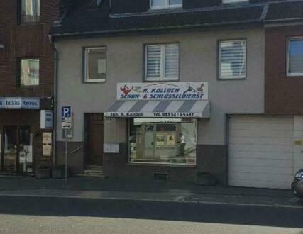 Königsdorf - Wohn & Geschäftshaus mit Einliegerwohnung Top Lage in Königsdorf