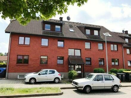 Lostau - Maisonette 3 Zimmer Wohnung, Terrasse, Stellplatz