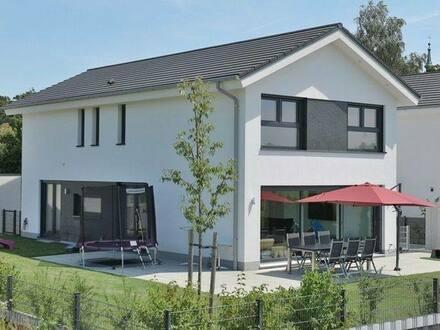 Pliening - ***Provisionsfrei*** Neuwertiges Architektenhaus - Exklusive Ausstattung in einmaliger Ortsrandlage
