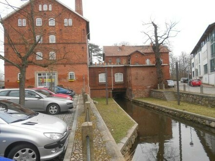 Wismar - Vermietetes Mühlengebäube im Weltkulturerbe Wismar