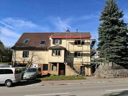 Schömberg b. Württ - Haus Alte Ausbau Möglichkeiten Sanierungbedürftig