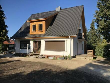 Achim - Schönes, saniertes Mehrfamilienhaus mit Garten + 1 Baugrundstück in Achim Baden