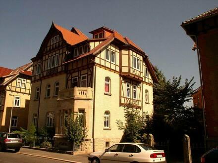 Meiningen - Eigentumswohnung in Jugendstilvilla in Meiningen