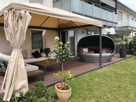 Manching - Stilvolle 3-Zimmer-Wohnung mit Balkon und EBK in Manching
