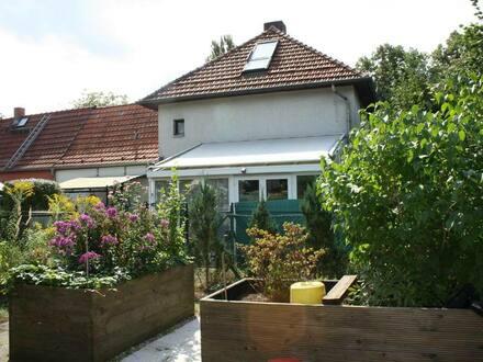 Berlin-Heiligensee - Von Privat Reihenendhaus mit großem Garten in absoluter Ruhiglage