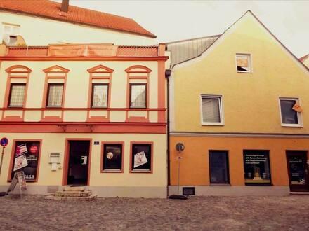 Siegenburg - Wohn- und Geschäftshaus in Abensberg, Immobilie, Mehrfamilienhaus