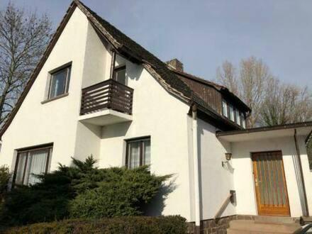 Köthen (Anhalt) - Toplage! Freistehendes Einfamilienhaus mit großem Garten