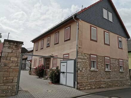 Saulheim - Modernisiertes Ein- bis Zweifamilienhaus mit 8-10 Zimmern