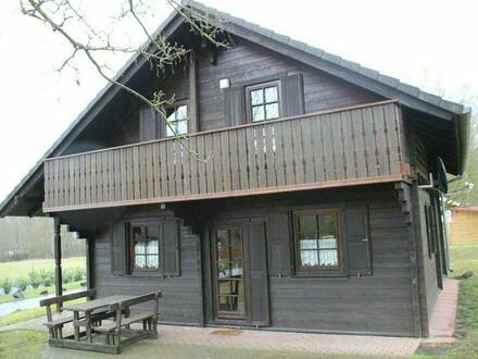 Frielendorf - Barrierefreies Ferienhaus in Holzbauweise, Freistehendes Haus
