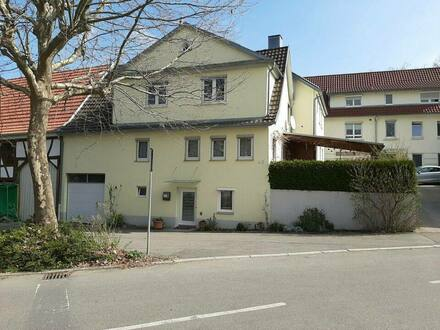 Pfullingen - Bauernhaus im Zentrum von Pfullingen
