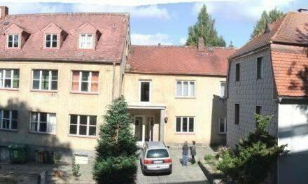 Arzberg - Wohn- und Gewerbekomplex, 4 Wohnungen, 650m ² Büro- und Lagerflächen, 2334 m² Grundstück