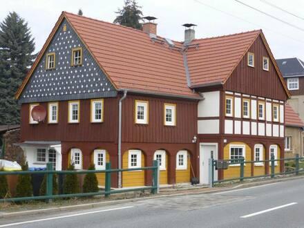 Seifhennersdorf - Wohnen im Umgebinde