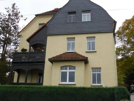Ebersbach-Neugersdorf - Schönes Wohnen in 3-Familienhaus