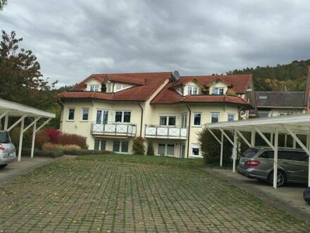 Bodman-Ludwigshafen - 2-Zimmer-Wohnung im DG in TOP Lage