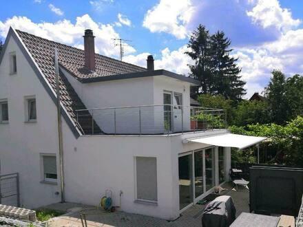 Mundelsheim - Gepflegte Doppelhaushälfte in Ludwigsburg (Kreis), Mundelsheim