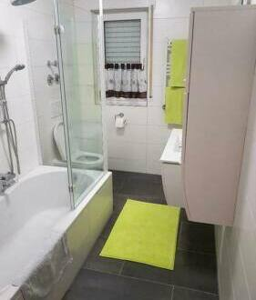 Pfullendorf - 3 Zimmerwohnung Teilmöbiliert mit Balkon und Einbauküche