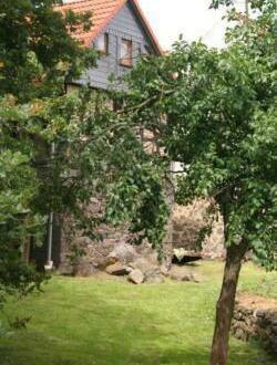 Reiskirchen - Fachwerkhaus mit großen Garten