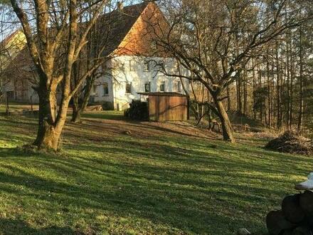 Herdwangen-Schönach - Altes Bauernhaus mit Potenzial, großem Grundstück, ruhiger Lage, 14 km nordwestlich von Überlingen