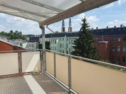 Oelsnitz/Vogtland - Attraktive vermietete 3-Zimmer-Wohnung