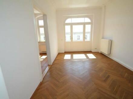 Dresden - 4-Zimmer-Wohnung in der 3. Etage. Unmöbliert