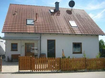 Ansbach - Einfamiliehaus freistehend mit großem Grundstück, Keller, Garage