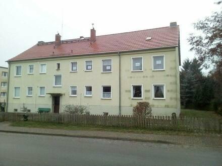 Penkun - Große Eigentumswohnung mit eigenem Grundstück in Grünz