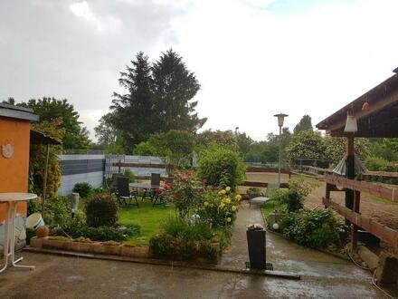 Billigheim-Ingenheim - Einfamilienhaus mit Pferdestallanbau in der Südpfalz