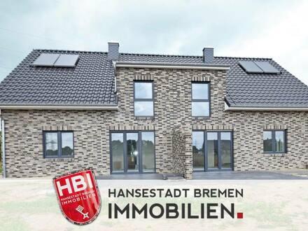 Verden - Niedersachsen - Verden Neubau - Doppelhaushälften mit exklusiver Ausstattung