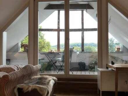 Essen - Loft Style Stadthaus mit SW-Dachterrasse & Ruhrblick; 20min von Düsseldorf o. Essen