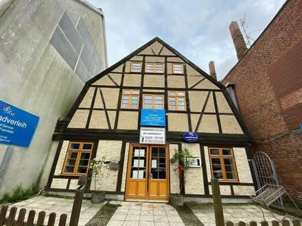 Lübeck - Fachwerkhaus Travemünde Zentrum zum Verkauf von PRIVAT