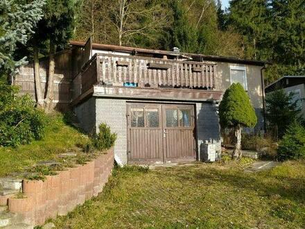 Frauenstein - Kleines Einfamilienhaus Frauenstein zu Verkauf Haus+Grundstück