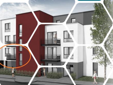 Bremen (Stadt) - Hastedt - PROVISIONSFREI: 2 Zimmer Neubauwohnung ca. 51m²