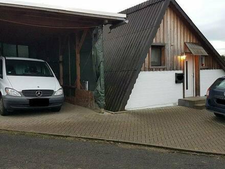 Hirzenhain - Ferien - Haus in leichter Hanglage gr. Garten zu verkaufen