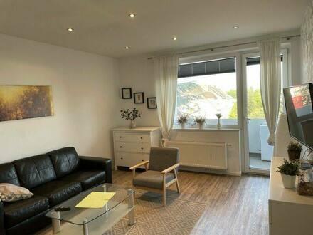Düsseldorf - Bezirk 3 - Klimatisierte und Vollständig renovierte Wohnung mit 3 Zimmern, Balkon und Einbauküche in Düsse…