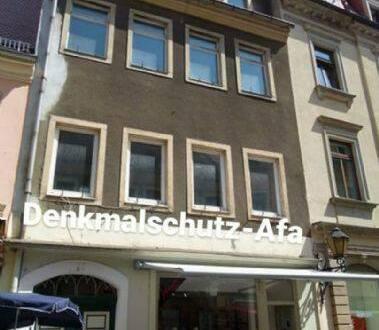 Pirna - Denkmalgeschütztes Wohn- und Geschäftshaus in Bestlage im Herzen der Pirnaer Altstadt mit Ausbaupotential