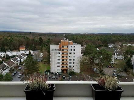 Heusenstamm - Barriere freie Etagenwohnung mit Fernblick in guter Lage
