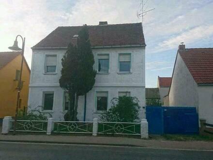 Genthin - Abriss Haus mit Großen Grundstück in Brettin Sachsen anhalt
