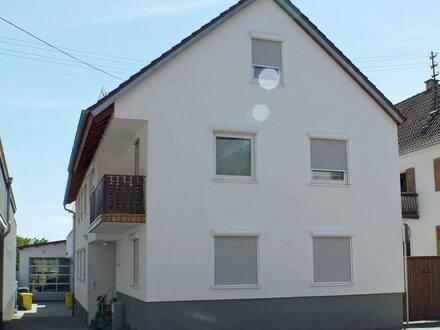 Freckenfeld - Großes gedämmtes Wohnhaus + Anbau, Halle, Garten, Schuppen
