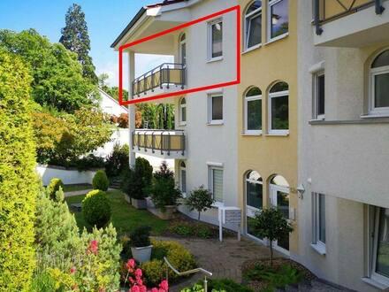 Neustadt an der Weinstraße - VillenstraßeNW: ruhige, stadtnahe 3 Zi-Wohnung mit 2 Balkonen