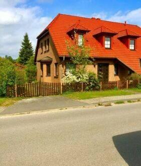 Schwedt (Oder) - Doppelhaushälfte Haus