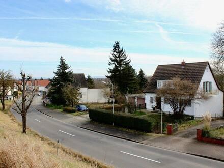 Worms - !!VON PRIVAT!! Einfamilienhaus auf 1.085 qm + Baugrundstück 1.300 qm in Worms-Leiselheim